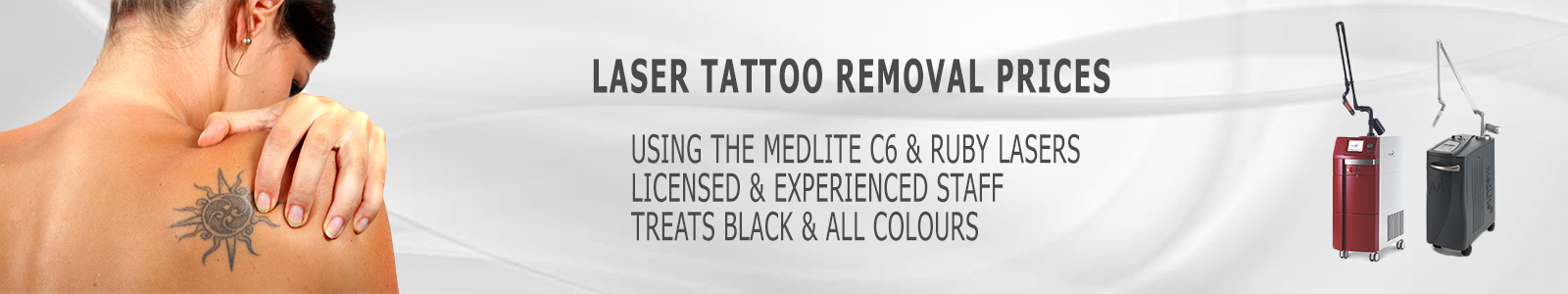Laser Tattoo Removal Prices